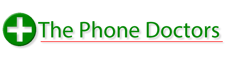 The Phone Doctors Logo