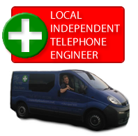 Independent telephone engineer image
